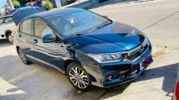 Honda City top EXL passo financiamento