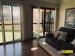 Apartamento Duplex com 3 dormitórios à venda, 210 m² por R$ 1.170.000 - Jardim do Mar - Sã