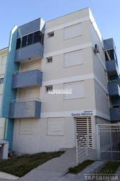 Apartamento à venda com 2 dormitórios em Centro, Santa maria cod:5463