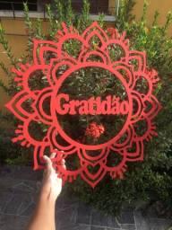 Mandala gratidão