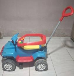 Veiculo a Pedal Superquad Passeio e Pedal, Brinquedos Bandeirante