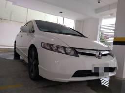 Civic automático Branco