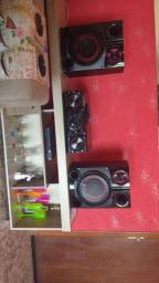 Microsystem lg 180wts rms