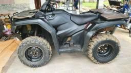 Quadriciclo honda fourtrax 420 - 2018