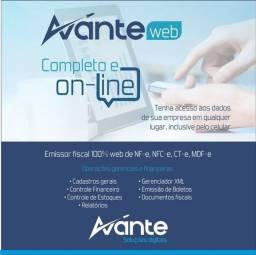 Programa Web de gestão Empresarial - Plano Anual R$ 300,00