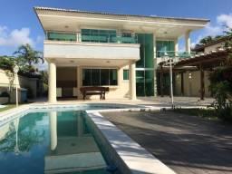 Casa 4 Suítes Busca Vida Resort 744m² Piscina Reg. Lauro de Freitas Estrada do Coco