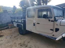 Toyota bandeirante cabine dupla 88/88 4x4 comprar usado  Mogi das Cruzes