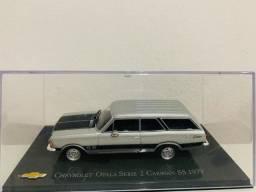Miniatura Carro Chevrolet Opala Serie 2 Caravan Ss 1979