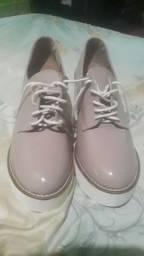 semi novo Sapato