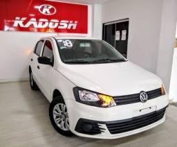 Volkswagen voyage 1.6 msi total flex trendline 4p 2018