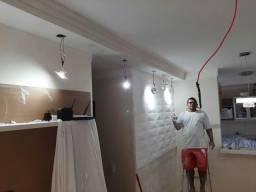Gesseiro profissionais E pintor ALEX