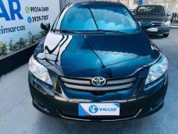 Toyota Corolla XLI 1.8 16v VVT-i Flex Automático Completo Ano 2010 !!