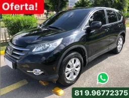 Oferta ! Honda Crv Lx 2013 Aut Apenas R$ 58.990,00