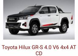 Toyota Hilux GR-S 4.0 V6 4X4 AT CD - 0KM 20/20