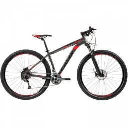 Bike Caloi Moab NOVA - Aro 29 - Quadro 19 -Shimano Alivio - 27 Marchas - Freio Hidraulico