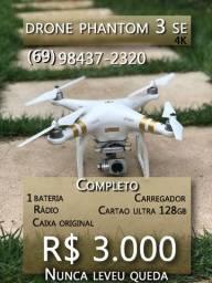 Drone phantom se 4k Ji-Paraná