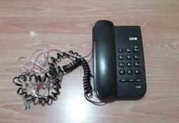 Telefone de mesa completo