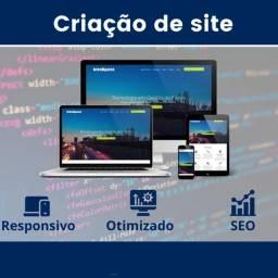 Título do anúncio: Criação de Sites(Hospedagem Grátis + Dominio Grátis)