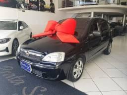 GM Corsa Hatch Maxx 1.0 Flex 2008, Direção Hidraulica, Periciado, Impecável