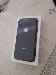 Iphone X -64GB -Black