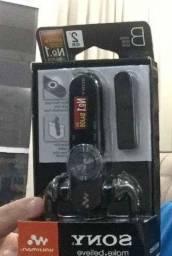 Mp3 Sony Nwz b162f - NOVO!