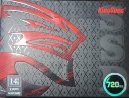 SSD KingSpec 720Gb. Novo!!!!