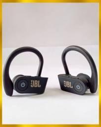 Fone JBL sem fio Bluetooth Sport