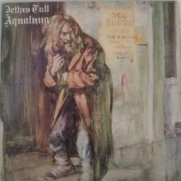 Disco de vinil usado Jetro Tull Aqualung 1987
