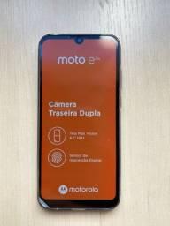 Vendo Celular Moto E6S cor Rosa