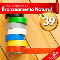 Título do anúncio: Curso de Bronzeamento Natural