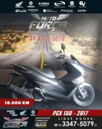 Título do anúncio: Pcx 150 Cbs 2017=> Pronta Entrega Garanta a Sua