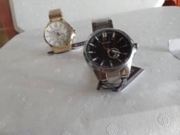 Relógio curren novos entregamos