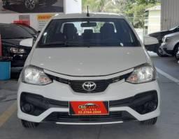 Título do anúncio: Toyota Etios Sedan X 1.5 (Flex)