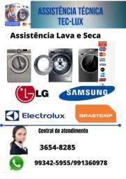 Título do anúncio: Assistência técnica em maquina de lava visita grátis
