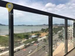 Apartamento Jardim Camburi com vista para mar