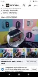 Título do anúncio: Relógio inteligente y68 + pulseira grátis