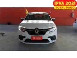 Renault Logan 2020 1.0 12v sce flex life manual