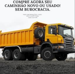 Caminhão Caçamba