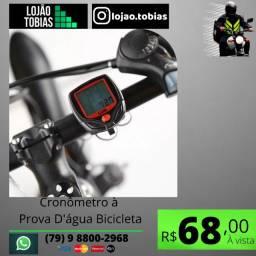 Título do anúncio: Novo Cronômetro à Prova D'água Bicicleta