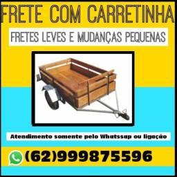 Título do anúncio: frete barato Goiânia
