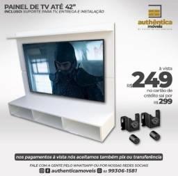 Título do anúncio: Promoção imperdível painel com suporte de T, entrega e instalação grátis