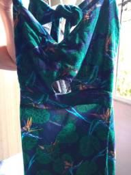 Vendo vestido longo usado apenas 1x