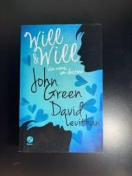 Livro Will & Will - John Green