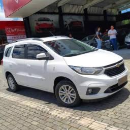Título do anúncio: SPIN 2018/2019 1.8 LT 8V FLEX 4P AUTOMÁTICO