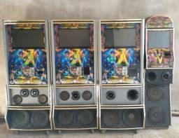 Máquina de músicas
