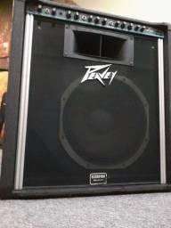 Título do anúncio: Amplificador americano  Peavey Kb 300  vendo ou troco