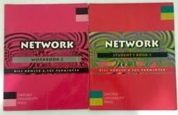 Livros De Inglês Network 3 Usados Da Cultura Inglesa