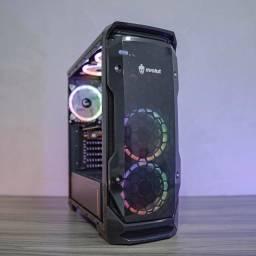 Título do anúncio: Pc Gamer i5 10400F com Rx 560 4Gb