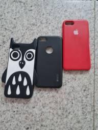Capinhas iPhone 7,8, SE 2020