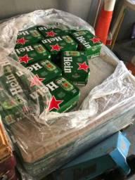 Cerveja Heineken long neck,Heineken lata e Heineken 600ml